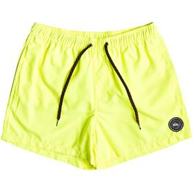 Quiksilver Everyday Volley 15 Miehet uimahousut , keltainen
